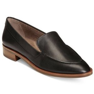 Burgundy Aerosoles East Side loafers